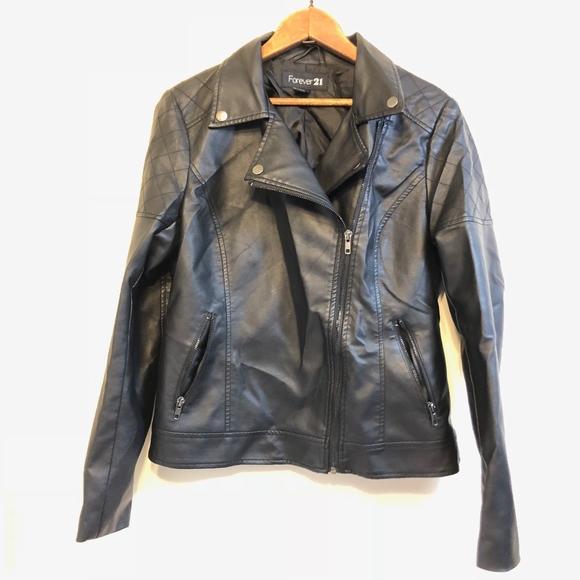 77f13479aaf6 Forever 21 Jackets   Coats